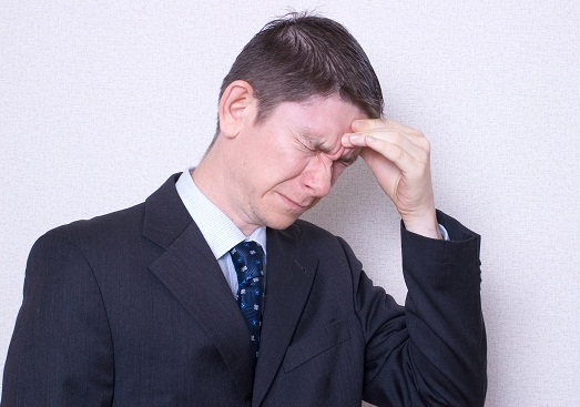 Часто бывают головные боли