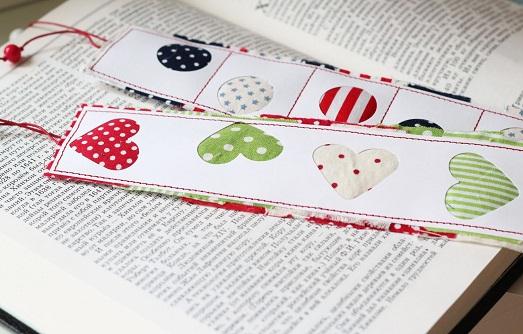Закладки для книг – оригинальные и новые идеи