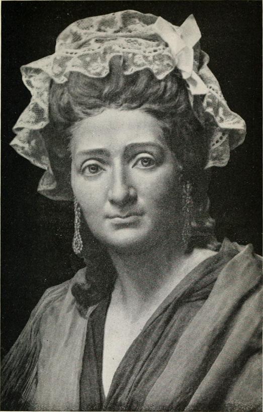 Мари Тюссо