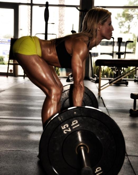 Много мышц