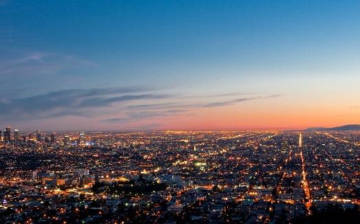 Лос-Анджелес – чрезвычайный крепость ангелов