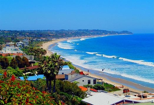 Роскошные пляжи