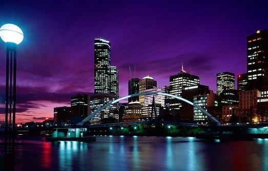 Мельбурн – удивительный город в Австралии