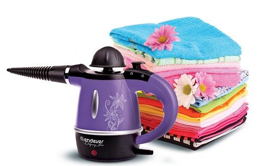 Как можно использовать пароочиститель для дома?
