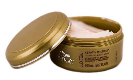 «Keratin Restore Mask, OIL Line», от WELLA Professional