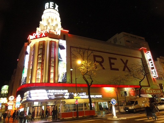 «Le Rex», Париж