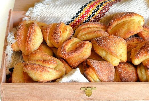 Простое и вкусное печенье из творога