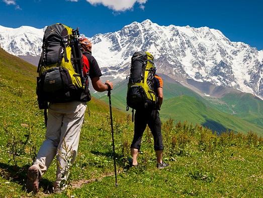Что брать с собой в горы?