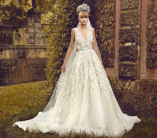 Какие фасоны свадебных платьев актуальны в 2015 году? (14 фото)