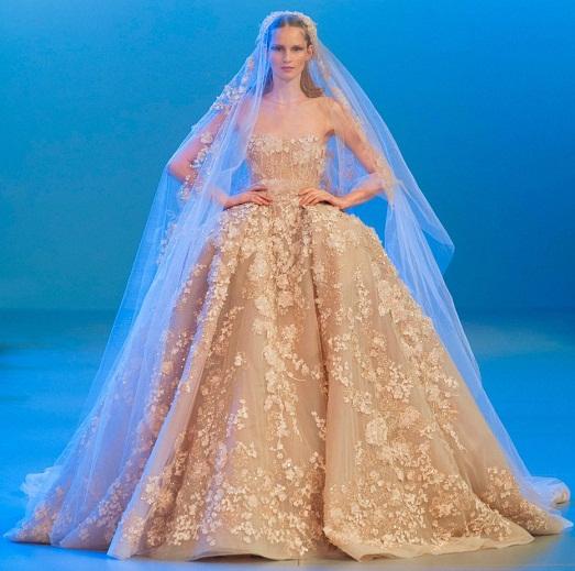 Роскошные платья сааб