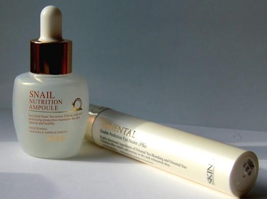 Лучшие косметические средства для лица Snail Nutrition Cream