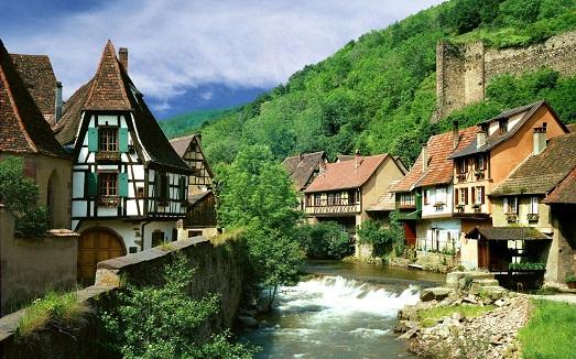 Милые деревни