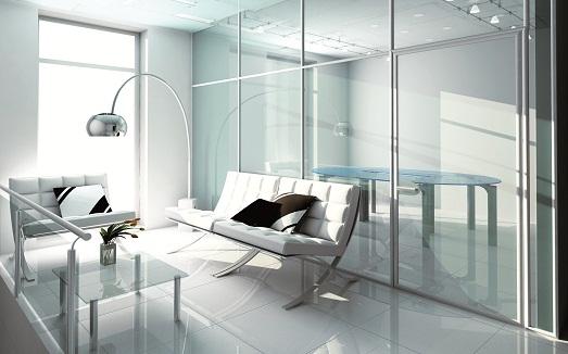 Недостатки и преимущества стеклянной мебели