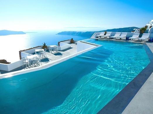 Остров Санторин - шикарный отдых гарантирован