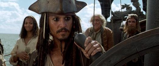 Пираты Карибского моря проклятие чёрной жемчужины