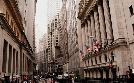 Уолл-стрит, Нью-Йорк