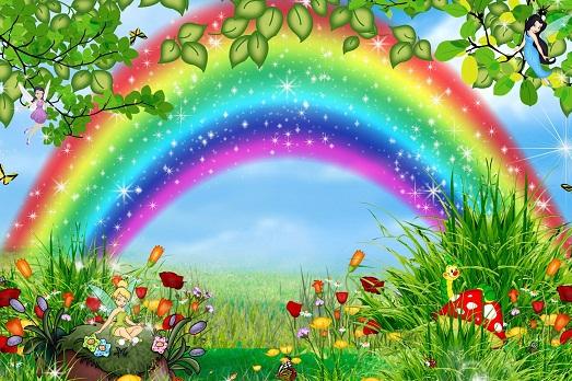 Веселая радуга