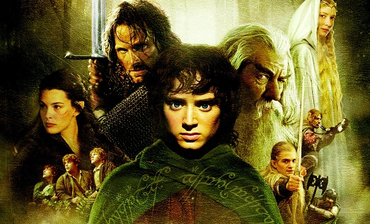 Lord of the rings, Brotherhood of the ring