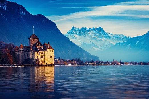Швейцария – идеальная страна для семейного отдыха