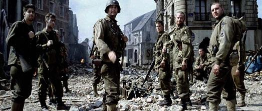 10 интересных фильмов про военные действия