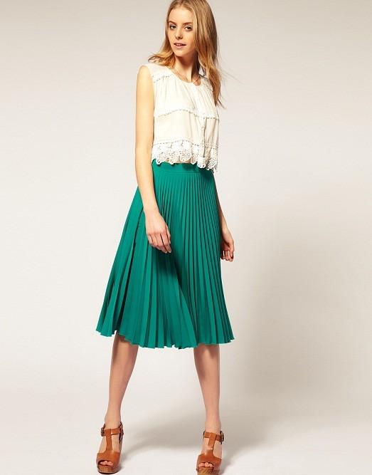 Заказать юбку плиссированную юбку