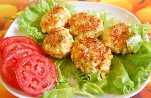 Котлет овощные рецепты простые и вкусные