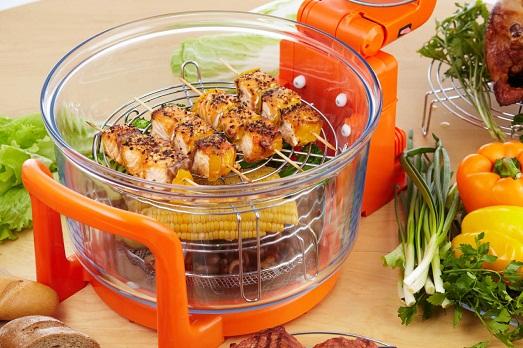 Секреты приготовления блюд в аэрогриле