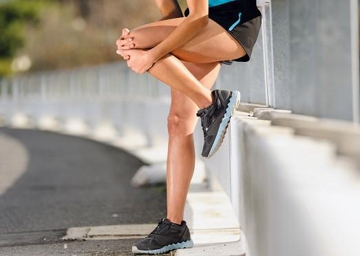 При сильном ушибе колена что делать