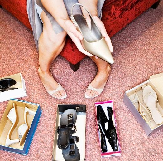 Секреты подбора обуви к разной одежде