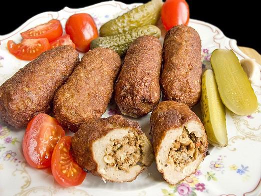 колбаски кеббе рецепт с фото