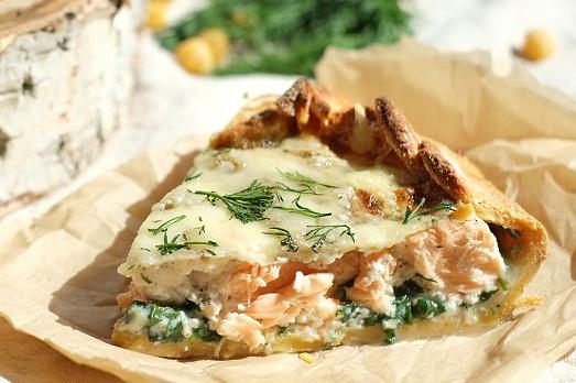 Простые рецепты вкусных рыбных пирогов