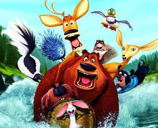 Топ 10 интересных мультиков про животных