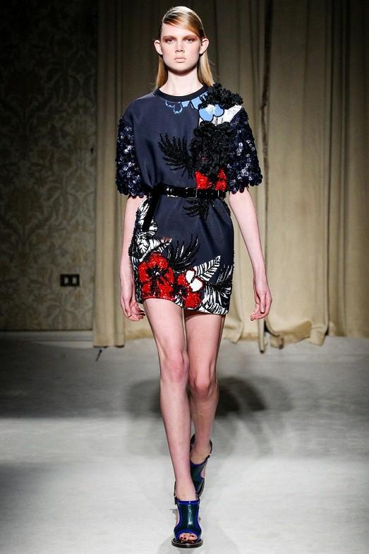 фото платье-кимоно