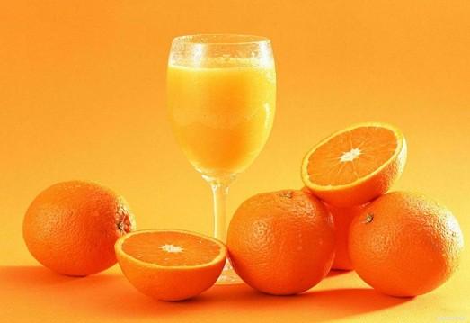 цвет оранжевый картинки