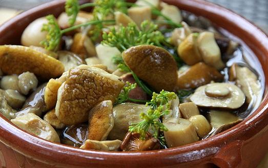 Простые рецепты маринованных грибов