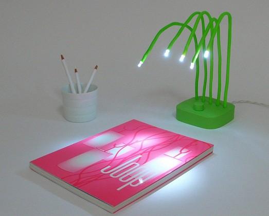 Простые лампы своими руками