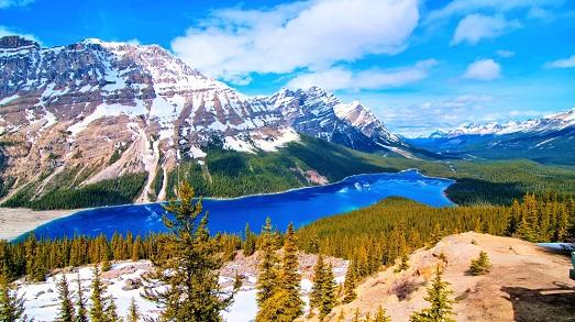 Топ 10 самых знаменитых озер в мире