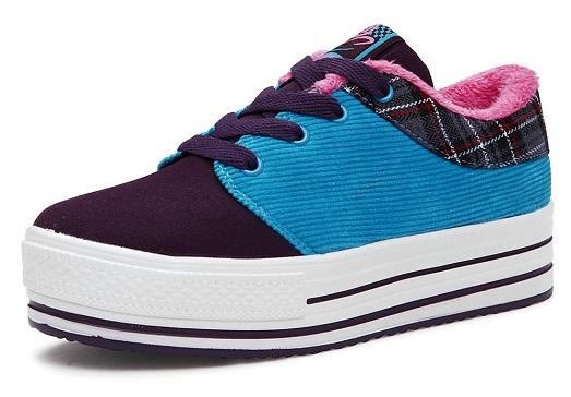 Как выбрать кроссовки на платформе?