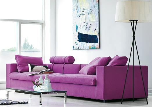 Правильное значение фиолетового цвета