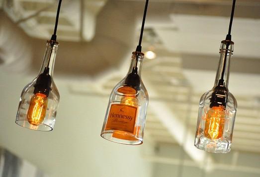 Идеи настольные лампы своими руками