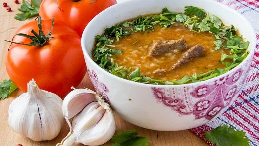 Секреты приготовления классического блюда харчо