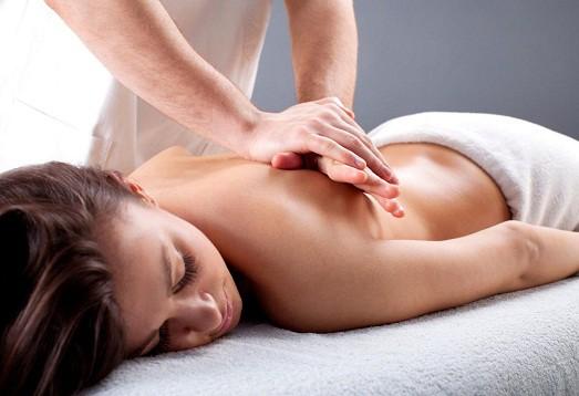 Как сделать себе массаж всего тела
