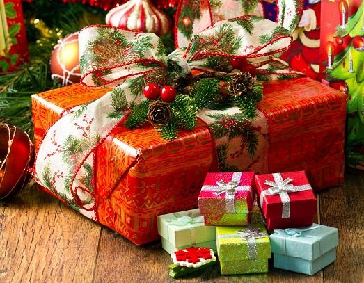 Топ 10 самых популярных подарков на Новый год