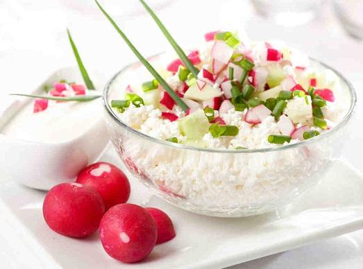 Интересные и необычные блюда из редиски