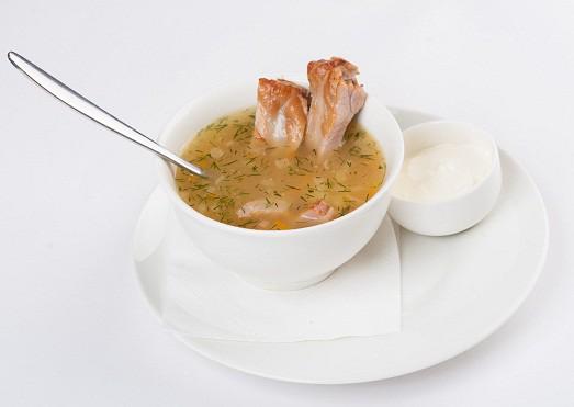 Вкусные супы с беконом: 5 рецептов
