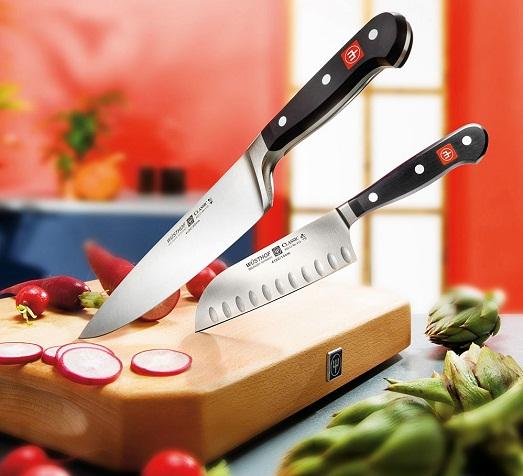 Советы по выбору идеальных ножей для кухни