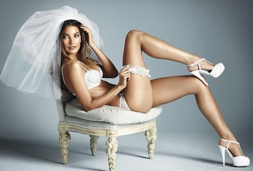 Какое белье должно быть у невесты на свадьбе?