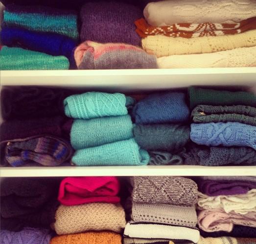 Как лучше всего хранить зимнюю одежду?