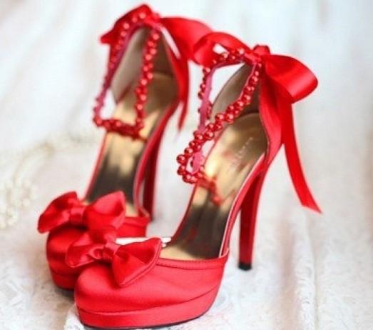 Как выбрать идеальную обувь для свадьбы?