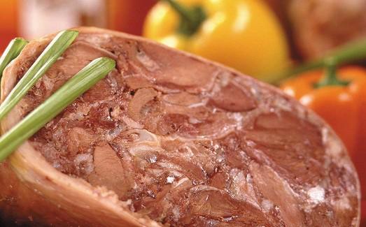 Колбаса из свиной головы рецепт с фото